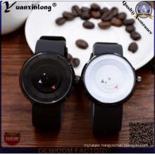 Yxl-357 New Design Promotion Sales Paidu Quartz Watches Fashion Leather Strap Mens Women Watch Wrist