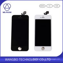 Partes de teléfonos móviles LCD para iPhone5g Asamblea de pantalla táctil