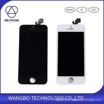 Tela do digitador do LCD para o conjunto da visualização óptica de LCD de iPhone5g