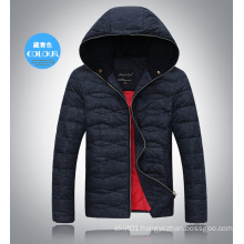 OEM China Manufacture High Quality Cotton Winter Coat for Man
