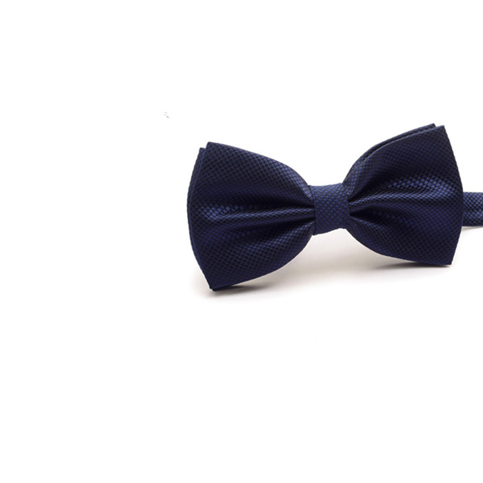 Adjustable polyester necktie different models for tuxedo