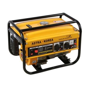 2kw Silent Astra Korea Ast3700 Tragbarer Benzingenerator (AST 3700)