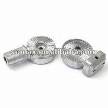 Partie d'usinage CNC / Tour CNC traitement / CNC tournage / fraisage CNC / usinage de précision CNC en aluminium