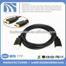 Novo cabo Premium 1.4 HDMI para 1080p PS3 HDTV 2M