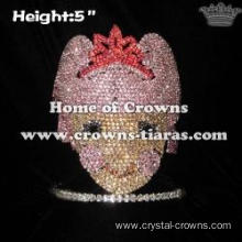 Lovely Cute Crystal Princess Pageant Crowns