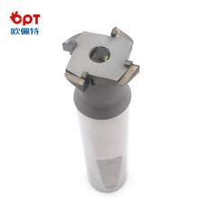 PCD slotting cutter Customized slotting tool