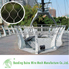 Baina Brand Stainless Steel Protection Wire Rope Mesh
