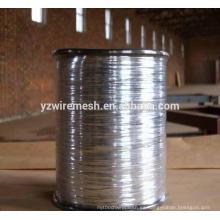 Hilo de hierro galvanizado de acero frío de calibre 20 de fábrica