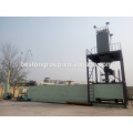 20T/D waste tyre recycling pyrolysis device used waste textile recycling machine with CE&ISO