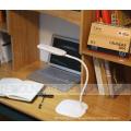 Lâmpada de mesa com atenuador de toque com base na lâmpada Ultra-Thin com bateria recarregável (LTB010)