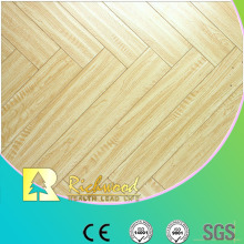 8.3mm AC3 en relieve de nogal Sound Absorbing Laminte Flooring