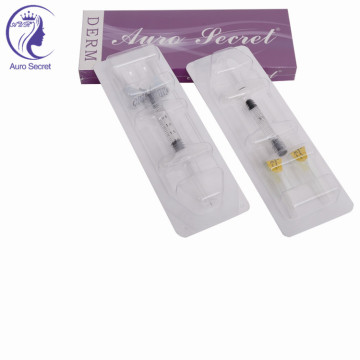High Quality Hyaluronic Acid Lip Filler Injections