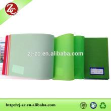 colored pp spunbond nonwoven/dotted nonwoven fabric/eco nonwoven