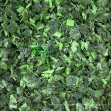 IQF gefrorenes Gemüse gehackten Spinat Kugeln/Schnitte