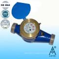 Compteur d'eau en laiton grande taille Multi Jet Type sec
