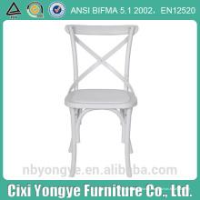 2015 Chaise à manger au restaurant, chaise à dossier arrière, chaise classique