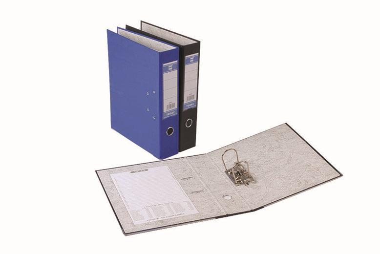 Big blue practical folder