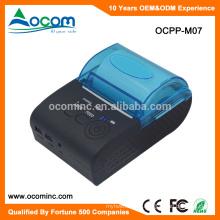 OCPP-M07 2 pouces Android IOS imprimante thermique portative de reçu de Bluetooth avec le grand support de papier