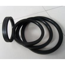 Sello neumático de goma común