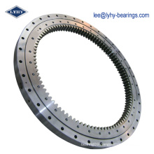 Four-Point-Contact Slewing Bearing with Inner Gears (RKS. 062.20.0844)