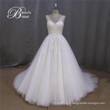 2016 Fashion Sweetheart A-ligne robes de mariée