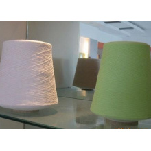 80% Acryl 20% Polyester Chenille Garn gefärbt Spun Polyester Garn