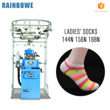 Newest industrial computerized korea hosiery knitting machines for manufacturing socks