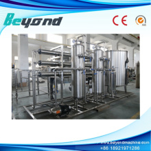 Tratamento de água mineral automático completo do produto da fábrica