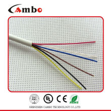 Los pares multi de alto rendimiento encallaron cca / ccs / bc / ofc 4 cable trenzado de la alarma de la base