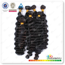 wholesale 2014 new arrivals grade 6a unprocess brazilian human hair extension