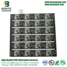ENIG 2u PCB IT180 Multilayer PCB 8-layers