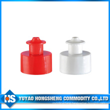 Manufacturing Printing Lables Bottle Cap Push Pull