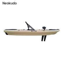 Hot sale new design rotomolded 10ft pedal deive kayaks
