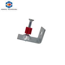 Clou d'angle en acier pour outil de fixation