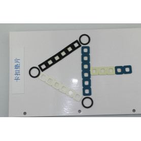 Card Buckle Die-cutting Gasket