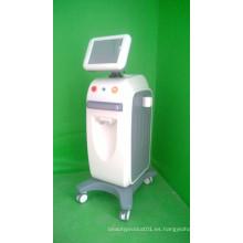 Clinic Use Vertical 808nm diodo láser Depilación Equipo de belleza