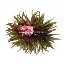 Ai Zhi Xin vert florissant thé-BMG063