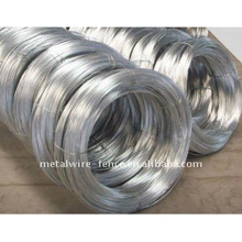 Electrited galvanized wire(low carbon steel iron wire)