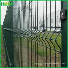 Haute qualité fabriqué en Chine cloture métallique 2d