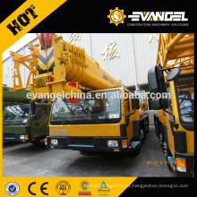 Los chinos utilizaron QY50K Truck Crane con 50ton grúa camión