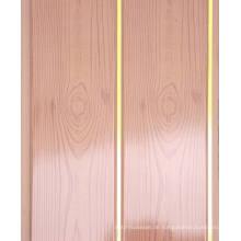 PVC-Panel für Wand oder Decke (LF4) Nut in der Mitte