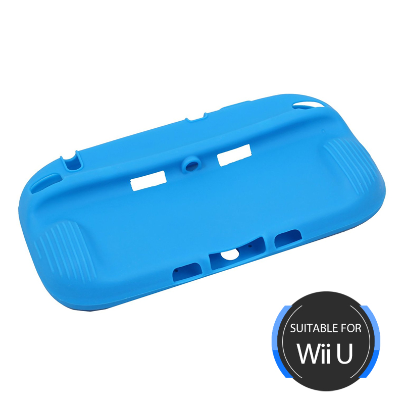 silicone gel guard for wii u