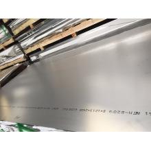 Feuille d'aluminium, plaque d'aluminium 6061-T6 Norme ASTM à Tolérance 0.1mm