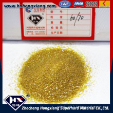 Fabrication de poudre de diamant synthétique en haute dureté Chine