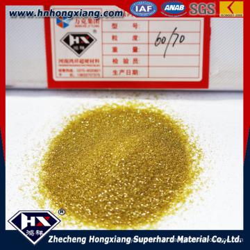 Alta Dureza China Fabricação de Pó de Diamante Sintético