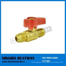 Горячие продажи Латунь газа шаровой Клапан Фип х Факельная (БВ-USB08)