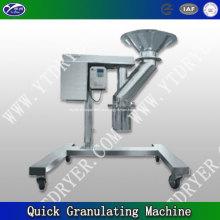 Máquina de granulación rápida de venta directa de fábrica