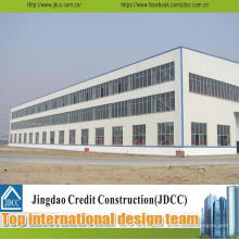 Jdcc Steel Structure Warehouse Hecho en China