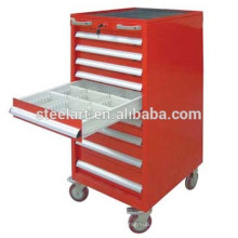 Luoyang Fabrik fertigen 9 Schublade 72 Zoll Metall Werkzeugschränke