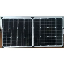 Складная панель солнечных батарей с регулируемым кронштейном
